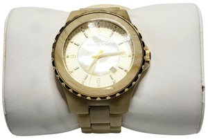 Michael Kors Jet Set Horn Tortoise Band Ladies Watch