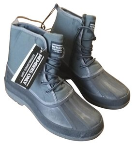 Members Only Gray Boots