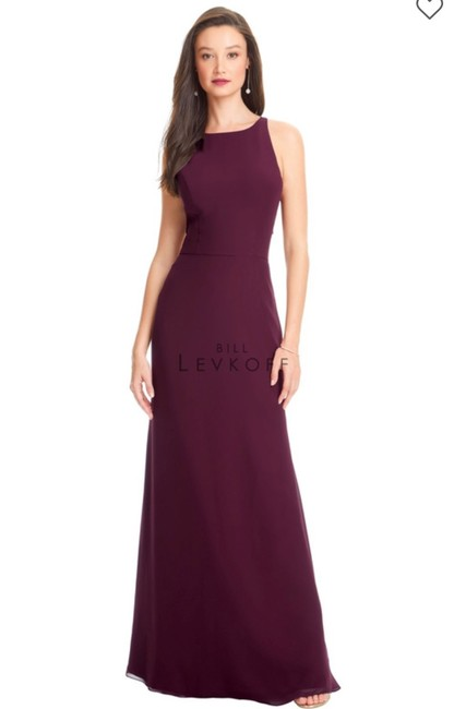 Item - Wine 1563 Formal Bridesmaid/Mob Dress Size 6 (S)