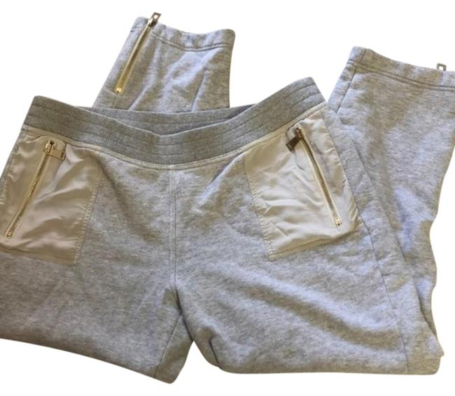 Item - Gray Cropped Jogging Pants Size 4 (S, 27)