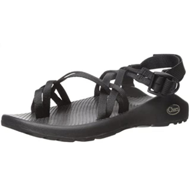 Chaco Black Women's Zx2 Classic Athletic Sandals Size US 8 Regular (M, B) Chaco Black Women's Zx2 Classic Athletic Sandals Size US 8 Regular (M, B) Image 1