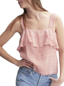 Roberta Roller Rabbit Top Orange