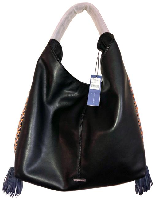 Item - Chase Large Hsp7ecah37 Black Multi Leather Hobo Bag
