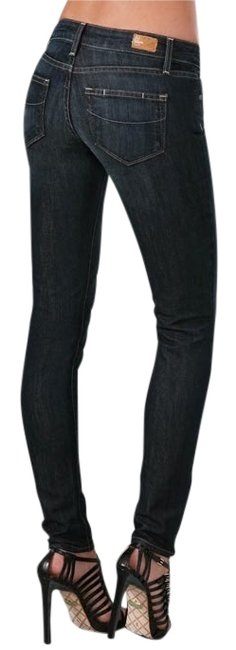 Item - Blue Dark Rinse Skyline Straight Leg Jeans Size 2 (XS, 26)