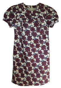 Fossil Small Floral Shift Dress