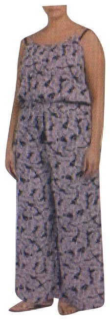 Item - Palm Print Romper Cover-up/Sarong Size 20 (Plus 1x)