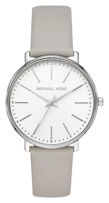 Item - Silver and Grey Mk2797 Watch
