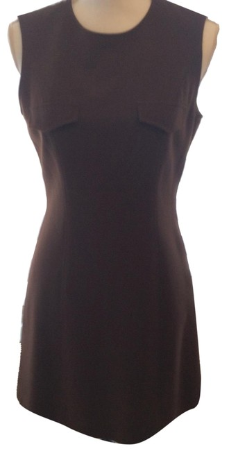 Item - Brown London Short Casual Dress Size 4 (S)
