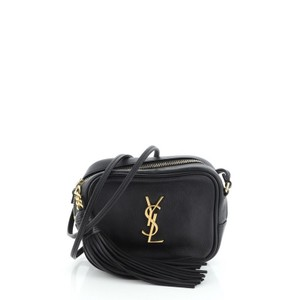 Saint Laurent Crossbody Leather Shoulder Bag
