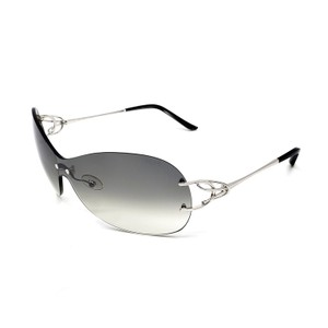 FRED FRED LUNETTES - Volute Solaire F3 - Silver / Gray