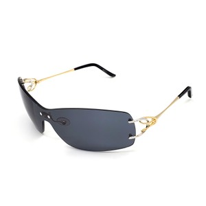 FRED FRED LUNETTES - Volute Solaire F2 - Gold / Silver / Gray