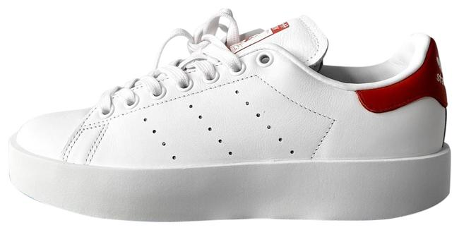 adidas Stan Smith Bold Leather Sneakers Size US 7 Regular (M, B) adidas Stan Smith Bold Leather Sneakers Size US 7 Regular (M, B) Image 1