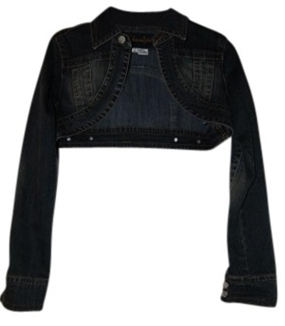 Preload https://item2.tradesy.com/images/younique-clothing-dark-denim-jacket-size-12-l-27451-0-0.jpg?width=400&height=650