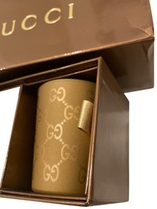 Gucci Gucci Home Accent Gg Candle Giftset