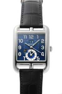 Hermes HERMES Cape Cod GMT Night & Day Automatic CD6.910 Navy Dial SS 1910390