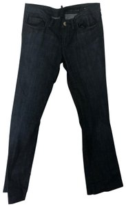 People's Liberation Boot Cut Jeans-Coated
