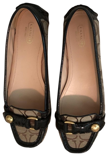 Item - Brown Loafer Flats Size US 9 Regular (M, B)