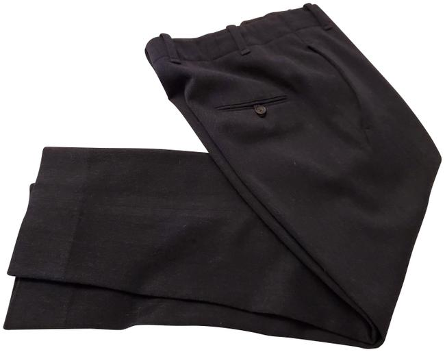 Item - Charcoal Wool High Rise Ankle Pants Size 4 (S, 27)