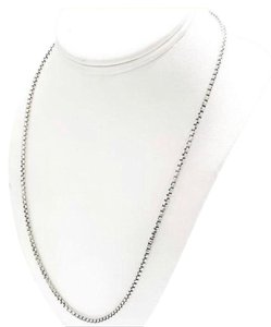 David Yurman GORGEOUS!! LIKE NEW!! David Yurman 2.7mm Box Chain Necklace
