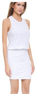 Sundry short dress white on Tradesy