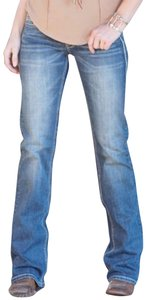 Rock and Roll Cowgirl Boot Cut Jeans