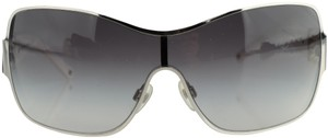 Chanel Chanel Over sized Pearl Sunglasses