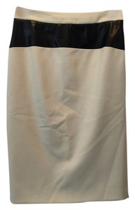 Alex Kramer Skirt white and black