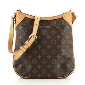 Louis Vuitton Odeon Canvas Cross Body Bag