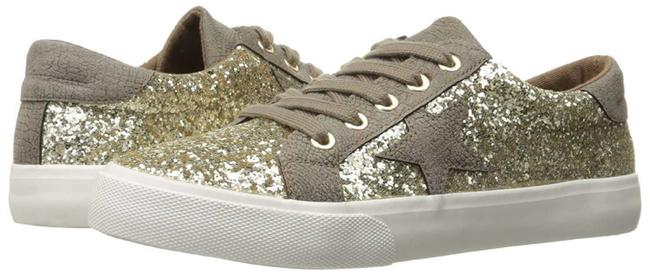 Item - Gold Illana Sneakers Size US 8.5 Regular (M, B)