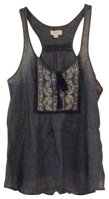 Preload https://img-static.tradesy.com/item/27463/american-eagle-outfitters-navy-blue-embroidered-tank-topcami-size-4-s-0-0-650-650.jpg