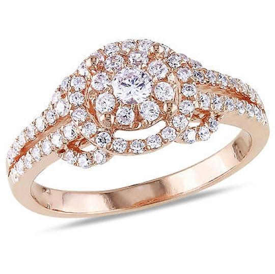 Preload https://item3.tradesy.com/images/sterling-silver-ring-with-round-cz-78ct-tw-rose-gold-plating-2746327-0-0.jpg?width=440&height=440