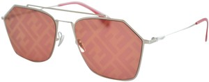 Fendi NEW FENDI FF M0022/S Y11/0L Eyeline AVIATOR AUTHENTIC SUNGLASSES