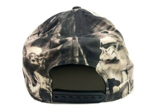 Marvel Star Wars Hat One Size Fits Most Hat Snapback