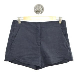 Theory Linen Summer Spring Casual Dress Shorts