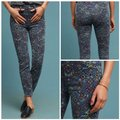 Anthropologie Blue Brown Dark Rinse Pilcro High-rise Floral New Skinny Jeans Size 25 (2, XS) Anthropologie Blue Brown Dark Rinse Pilcro High-rise Floral New Skinny Jeans Size 25 (2, XS) Image 4