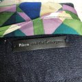 Anthropologie Blue Dark Rinse Pilcro and The Letterpress High Slim Straight Capri/Cropped Jeans Size 25 (2, XS) Anthropologie Blue Dark Rinse Pilcro and The Letterpress High Slim Straight Capri/Cropped Jeans Size 25 (2, XS) Image 8