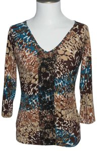 Susan Lawrence Top Multicolor