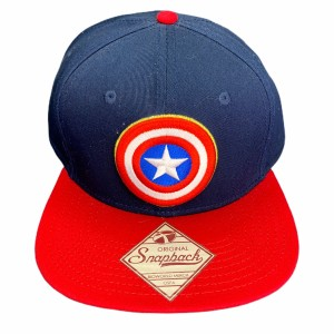 Marvel Captain America Marvel One Size Fits Most