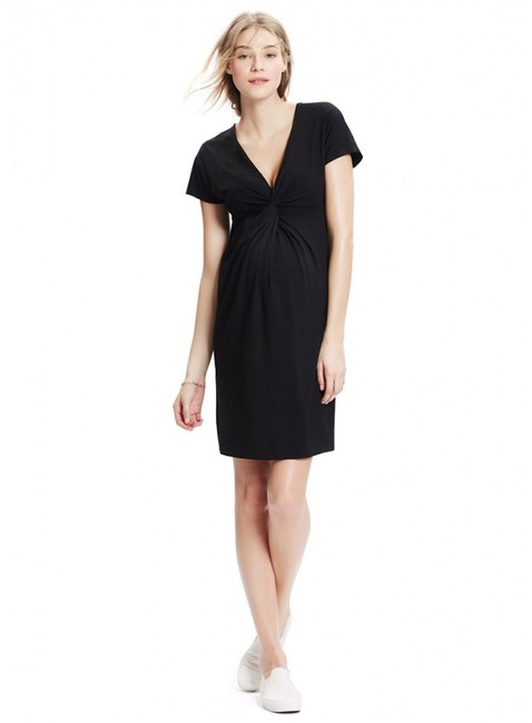 Item - Charcoal Twist Collection The Short Casual Dress Size 8 (M)