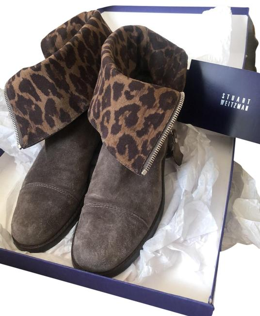Item - Grey Taupe (Mist Velour) Duluth Boots/Booties Size US 7 Regular (M, B)