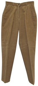 L.L.Bean Relaxed Pants Tan