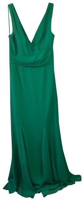 Item - Green Infusion Gown Maxi Long Formal Dress Size 8 (M)