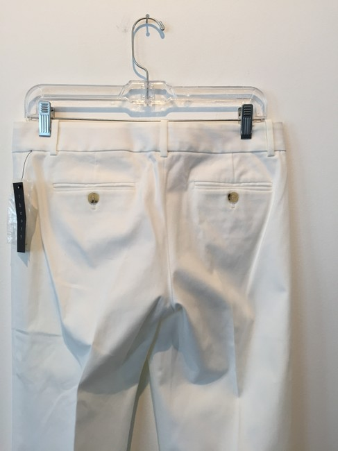 Theory Flare Pants white