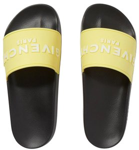 Givenchy Yellow Sandals
