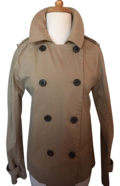Item - Trench Style Never Worn Jacket Size 10 (M)