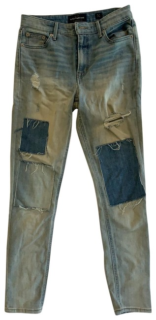 Item - Light Wash Straight Leg Jeans Size 4 (S, 27)