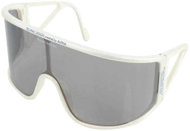 Item - Silver Technic Design - Ski Sunglasses