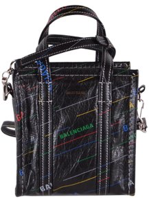 Balenciaga Bazar Purse Handbag Cross Body Bag