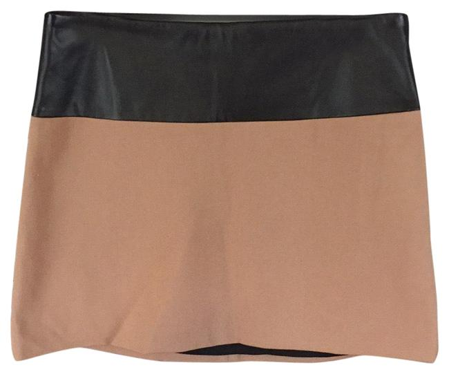 Item - Black and Tan Skirt Size 4 (S, 27)