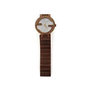 Gucci Gucci Watch Interlocking G Mother of Pearl Dial Rose Gold YA133515